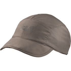 Jack Wolfskin Supplex Road Trip Cappello, siltstone